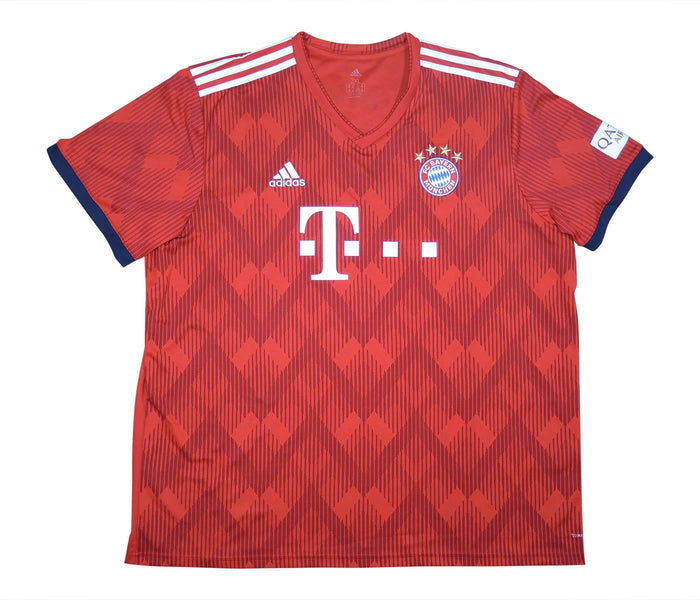 Bayern Munich 2018-19 Home Shirt (Excellent) XXL