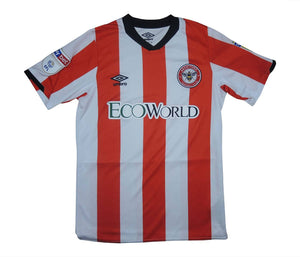 Brentford 2019-20 Home Shirt (Excellent) S