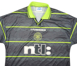 Celtic 1998-99 Away Shirt (Excellent) L