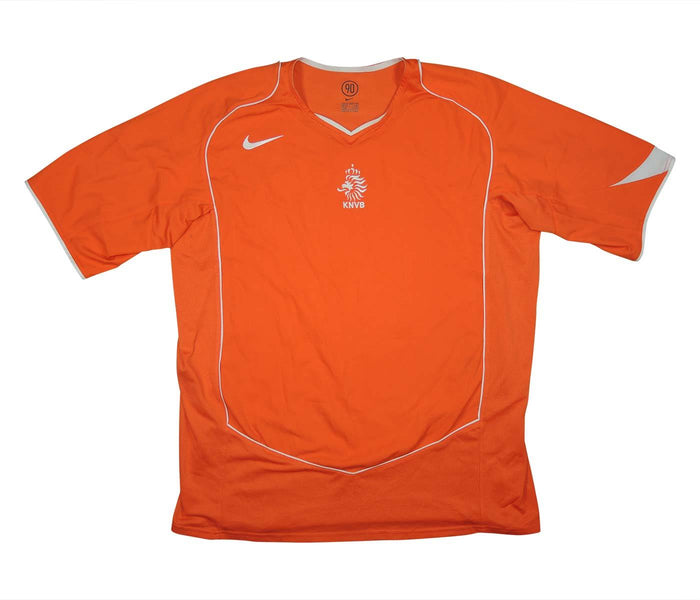 Holland 2004-06 Home Shirt (Excellent) XL