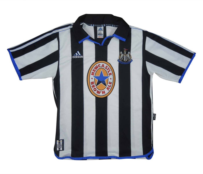 Newcastle United 1999-00 Home Shirt (Excellent) S