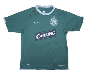 Celtic 2007-08 Away Shirt (Good) M