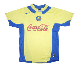 Club America 2004-05 Home Shirt (Very Good) L