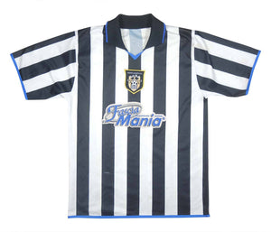 Notts County 2003-04 Home Shirt (Good) M