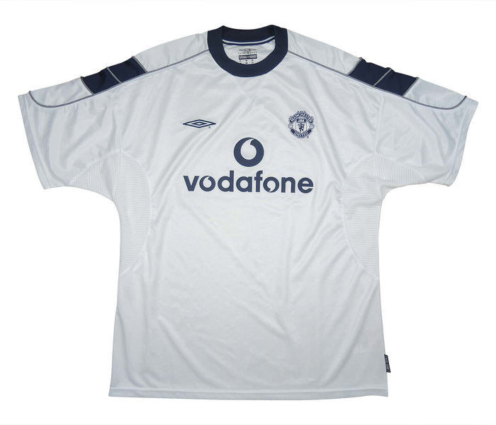 Manchester United 2000-01 Away Shirt (Excellent) XL
