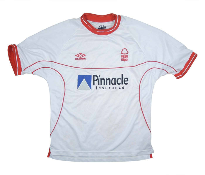 Nottingham Forest 2000-01 Away Shirt (Very Good) M