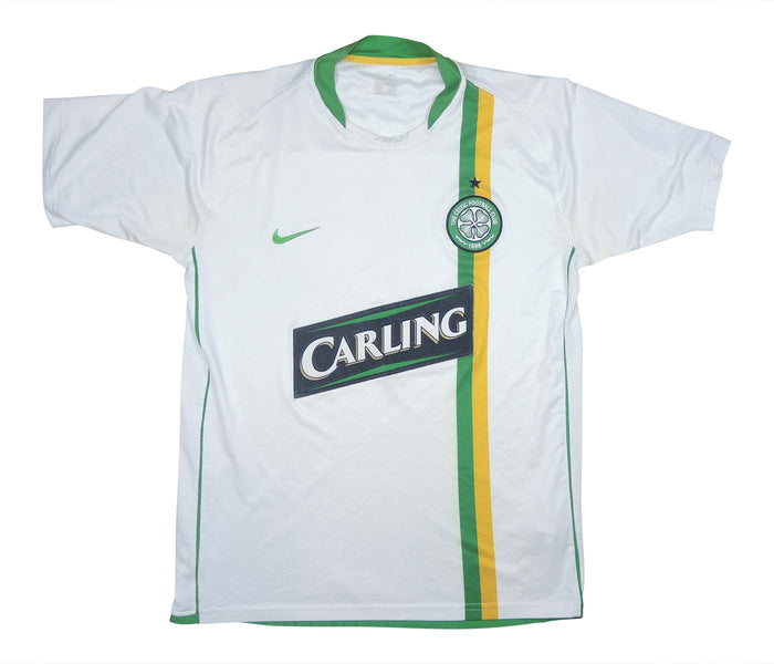 Celtic 2006-07 European Shirt (Excellent) M