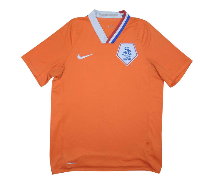 Holland 2008-10 Home Shirt (Excellent) S