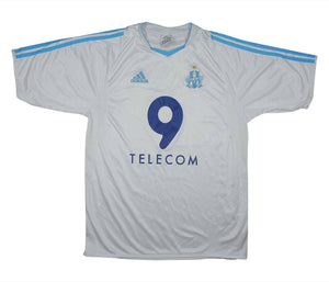 Olympique Marseille 2003-04 Home Shirt (Excellent) S