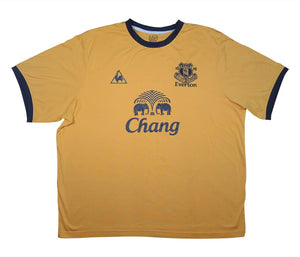 Everton 2011-12 Away Shirt (Excellent) XXL
