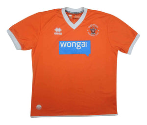 Blackpool 2013-15 Home Shirt (Excellent) M