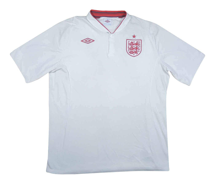 England 2012-13 Home Shirt (Excellent) L