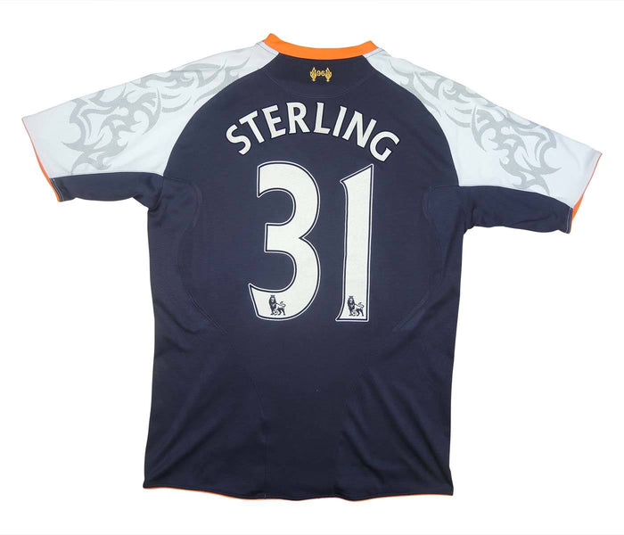 Liverpool 2012-13 Third Shirt Sterling #31 (Excellent) M