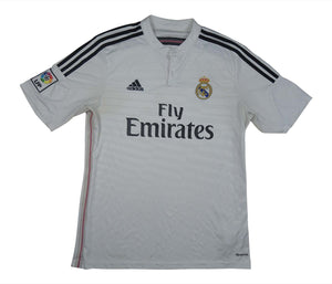 Real Madrid 2014-15 Home Shirt (Good) L