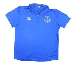 Everton 2016-17 Polo Shirt (Excellent) L