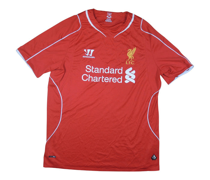 Liverpool 2014-15 Home Shirt (Excellent) L