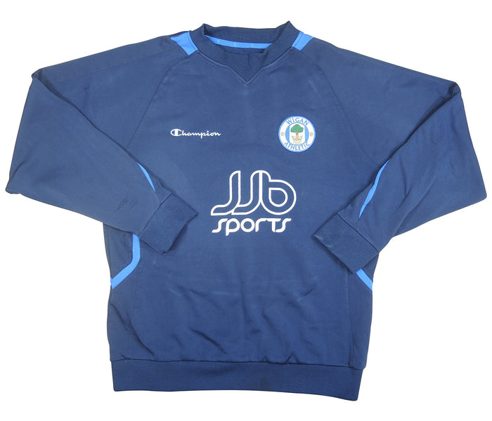 Wigan Athletic 2008-09 Training Jumper (Very Good) L