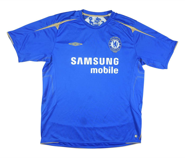 Chelsea 2005-06 Home Shirt (Excellent) XL