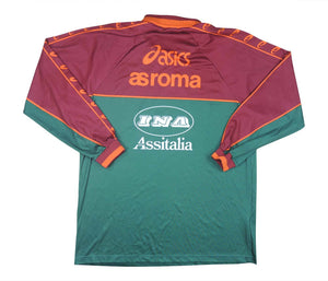 Roma 1995-69 Training Shirt L/S (Excellent) XL