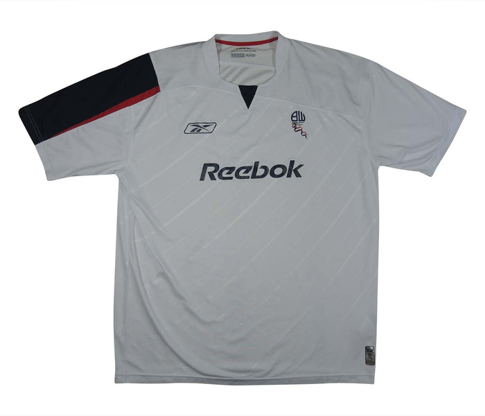 Bolton 2005-07 Home Shirt (Excellent) XL