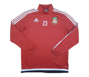 Wrexham 2014-15 Player Issue Training Jumper (Excellent) L