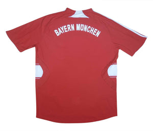 Bayern Munich 2008-09 Home Shirt (Excellent) L