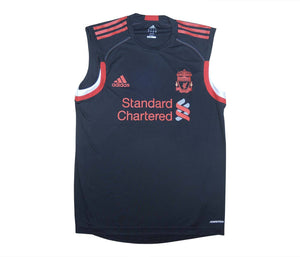Liverpool 2010-11 Training Vest (Excellent) L
