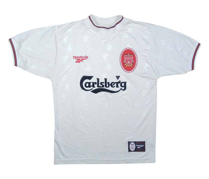 Liverpool 1996-97 Away Shirt (Excellent) S