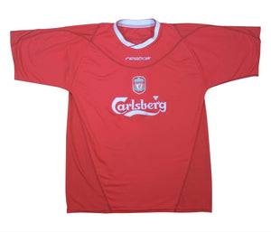 Liverpool 2002-04 Home Shirt (Excellent) L