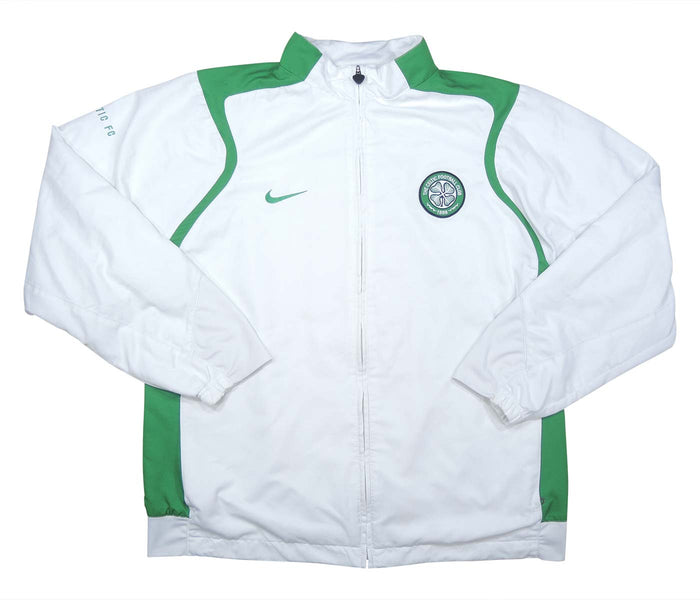 Celtic 2005-06 Training Jacket (Excellent) XL