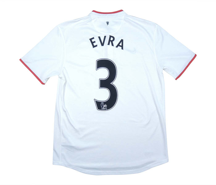 Manchester United 2012-13 Away Shirt Evra #3 (Excellent) L