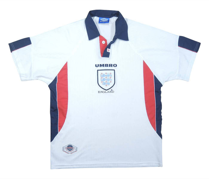 England 1997-99 Home Shirt (Excellent) L