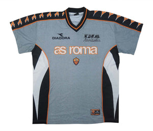 Roma 1998-99 Training Shirt (Excellent) XL