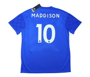 Leicester City 2019-20 Home Shirt Maddison #10 (BNWT) XL