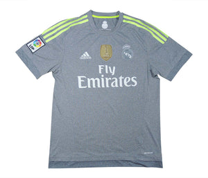 Real Madrid 2015-16 Away Shirt (Excellent) M