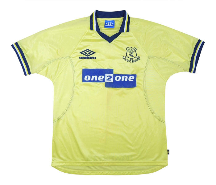 Everton 1998-99 Third Shirt (Excellent) L