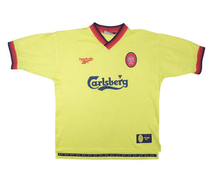 Liverpool 1997-99 Away Shirt (Excellent) L