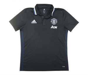 Manchester United 2016-17 Staff Training Polo (Excellent) L