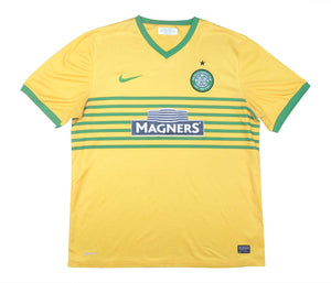 Celtic 2013-14 Away Shirt (Excellent) XL