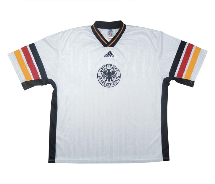 Germany 1996-98 Home Shirt (Excellent) XXL
