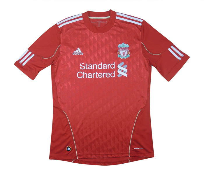 Liverpool 2010-12 Home Shirt (Very Good) M
