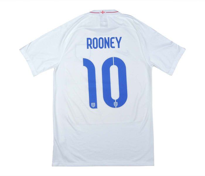 England 2014-15 Home Shirt Rooney #10 (Excellent) M