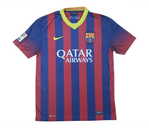 Barcelona 2013-14 Home Shirt (Excellent) M