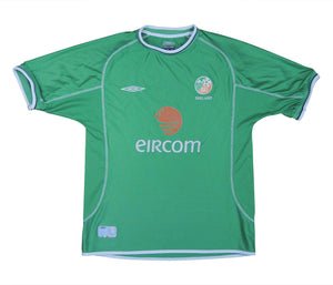 Ireland 2001-03 Home Shirt (Excellent) L