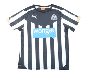 Newcastle United 2014-15 Home Shirt Colback #14 (Excellent) S