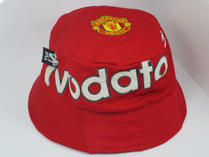 Manchester United 2000-02 Home Shirt Bucket Hat (Excellent) One Size