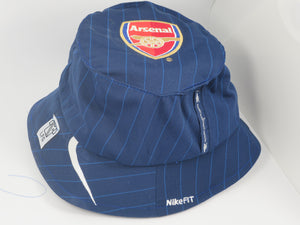 Arsenal 2009-10 Away Shirt Bucket Hat (Excellent) One Size