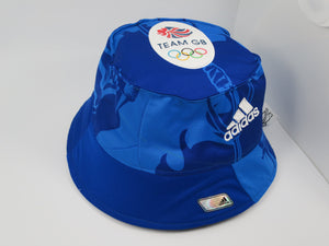 Team GB 2011 Olympic Home Shirt Bucket Hat (Excellent) One Size