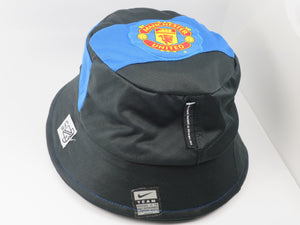 Manchester United 2009-10 Away Shirt Bucket Hat (Excellent) One Size