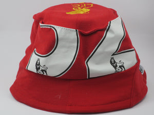 Liverpool 2012-13 Home Shirt Bucket Hat (Excellent) One Size